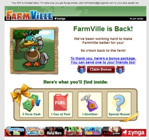 Undangan FarmVille